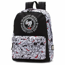 Vans Shoes Off The Wall Disney Dalmatian 101 Dogs School Backpack Bag