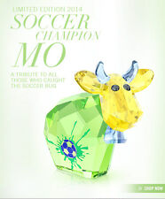 Swarovski Crystal Lovlots Soccer Champion Mo 2014 BNIB 5004629
