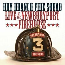 Live At The Newburyport Firehouse [2 CD], Dry Branch Fire Squad, 011661052727, E