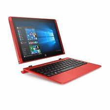 Barato TABLET + LAPTOP HP Pavilion x2 10-n105na QUAD CORE 64GB Rojo W10 1Y Garantía