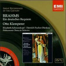 Brahms: Ein Deutsches Requiem Great Recordings of the Century