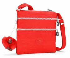 NWT Kipling Alvar XS Crossbody Mini Crossbody Bag - Cardinal Red