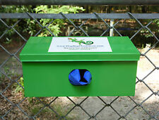 Canine Waste Bag Dispenser All Metal with 250 Biodegradable Doggie Poop Bags #38