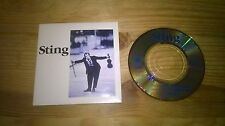 "CD Pop Sting - Englishman In New York 3"" (3 Song) A&M REC / US PRESS cb Police"