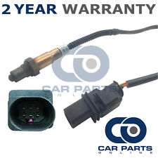 LAMBDA OXYGEN WIDEBAND SENSOR FOR AUDI A3 2.0 TFSI (2005-12) FRONT 5 WIRE