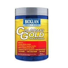 Bioglan Calamari Gold + Krill 50 Capsules - Premium DHA Rich Omega-3