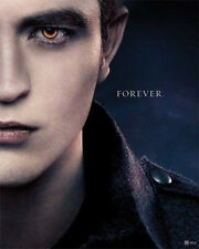 TWILIGHT SAGA BREAKING DAWN 2 EDWARD ROBERT PATTINSON TEASER POSTER PRINT 22x34