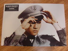 SHINee - [KEY] EVERYBODY [ORIGINAL POSTER] K-POP *NEW*