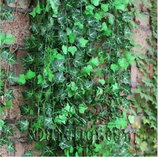7.5ft Artificial Ivy Leafs Garland Plants Vine Fake Foliage Flowers Floral Deco