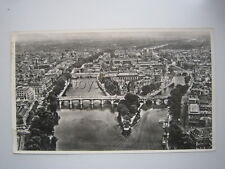 R435 LA PIE PHOTO AERIENNE ECOLE LE CENTRE DE PARIS L'ILE DE LA CITE N°53