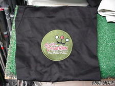 New 2004 Titleist Scotty Cameron Fine Milled Putters Scottie Dog Workshop Apron