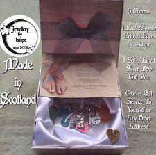 Ooak © câlin dans une boîte kilt broche ➕ poème ➕ boîte cadeau madéⁿscotland vous montrer soins