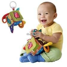 Entwicklungs Kinder Multifunktionale Handtasche Würfel Aufhängen Glocke Baby