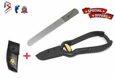 Pro Podiatry Pedicure Instruments - Heavy duty Toe Nail Nippers Cutters Clippers