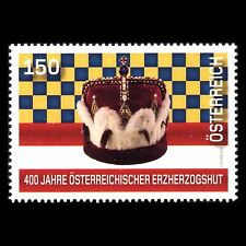 Austria 2016 - 400th Anniv of the Austrian Archducal Hat Royalty - MNH