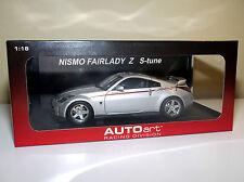 New 1:18 AUTOart Nissan 350Z NISMO S Tune
