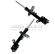 FOR NISSAN X TRAIL QASHQAI 2007  FRONT SHOCK ABSORBER STRUT DAMPER PAIR