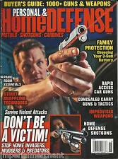 Personal and Home Defense magazine Pistols Shotguns Carbines Guns and weapons