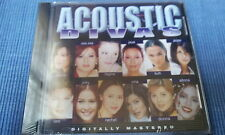 Acoustic Divas - Zsa Zsa - Jaya - Allona - Regine - Pops - Vina - OPM - Sealed
