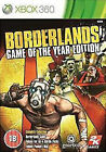 Borderlands Game Of The Year Edition Classics - Xbox 360 - PAL UK