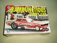 GENE SNOW'S RAMBUNCTIOUS DODGE CHARGER FUNNY CAR, SEALED,  NICE !!