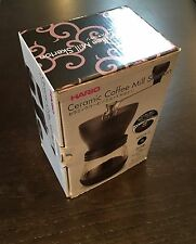 Hario Ceramic Coffee Mill Hand Grinder Skerton, Fast Shipping!