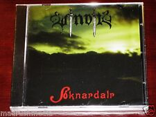 Windir: Soknardalr CD 2006 Head Not Found / Voices Of Wonder Norway HNF 037 NEW
