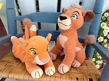 EURO TRUDI SPA ITALY DISNEY LION KING KOVU KIARA CUB SIMBA PRIDE PLUSH SOFT TOY