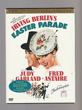 EASTER PARADE - 1948 cult musical DVD 2-disc - Judy Garland / Fred Astaire - OOP