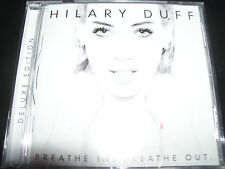 Hilary Duff Breathe In Breathe Out (Australia) Deluxe Edition CD - New