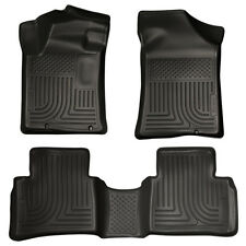 Husky WeatherBEATER Black Floor Mats for Nissan Altima 11/2012 and Newer 13-2015