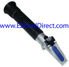 NEW Metalworking Fluid Coolant Refractometer. For Machinists.0-10% USA seller!