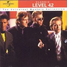 Universal Masters Collection Classic Level 42 by Level 42 CD