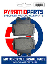 Yamaha FZX 250 Zeal 91-92 Rear Brake Pads