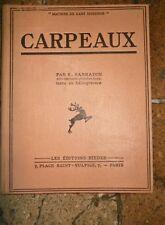 Carpeaux par E Sarradin collection les maitres de l'art moderne