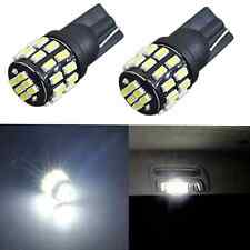 JDM ASTAR 2x30-SMD T10 New Super White LED Lights Bulbs 194 168 175 W5W 2825 192