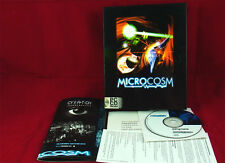 PC DOS: Microcosm - Psygnosis 1994