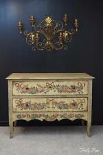 ROMWEBER French Louis XVI Dresser Chest of Drawers Console Foyer Entryway Table