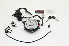 2012 DUCATI MONSTER 696 OEM IGNITION LOCK KEY SET, GAS CAP, SEAT LOCK, CODE CARD