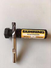 6mm Fraise M42 ébauche 4 Dents H30° Revêtue TIALN Coupe au Centre de Guhring