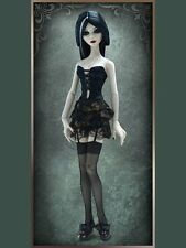 Evangeline Ghastly Wilde Imagination Barely outfit + Box NRFB
