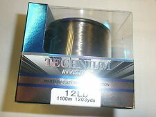 Shimano Technium INVISITEC line 12lb 1100m 0.33mm Fishing tackle