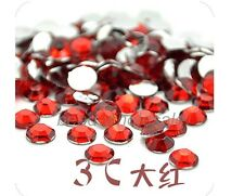 2000 Diamante Self Adhesive Rhinestone Craft Embellishment Gems Sizes3-5MM