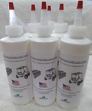 Liquid Lead Acid GOLF CART Battery Repair Solution Kit-Restore 6 - 6 or 8 Volt