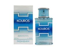 KOUROS TONIQUE by Yves Saint Laurent for Men 3.3 Eau de Toilette Spray Brand New