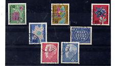 Alemania Federasl Series del año 1963-64 (BR-452)