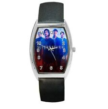SUPERNATURAL DEAN & SAM WINCHESTER BARREL WATCH LEATHER WRISTWATCH 108652610