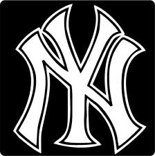 New York Yankees Sticker Decal MLB  Window Car Van truck