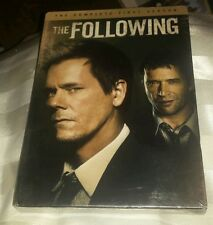 The Following: The Complete First Season (1) (DVD, 2013) New and Sealed