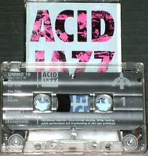 Various Acid Jazz & Other Illicit Grooves CASSETTE ALBUM Acid Jazz Galliano AJA